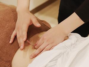 六甲道おはな整骨院の鍼灸治療
